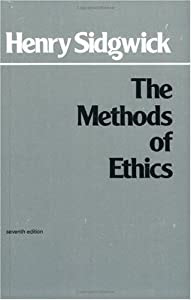 """Cover of """"Methods of Ethics"""""""