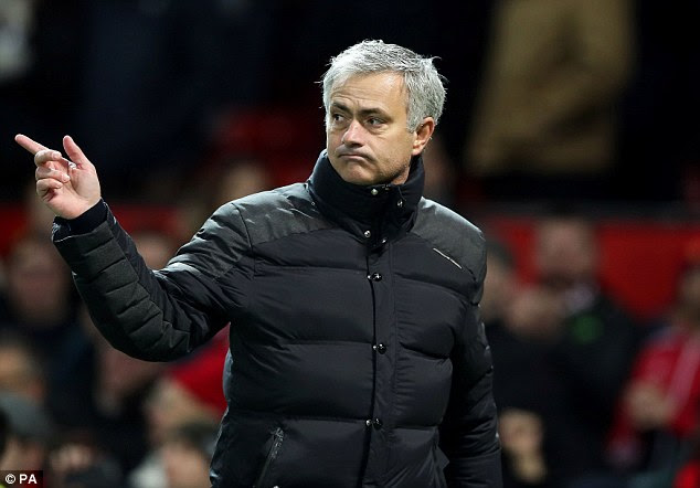 Manchester United boss Jose Mourinho has come out in support of a 48-team World Cup