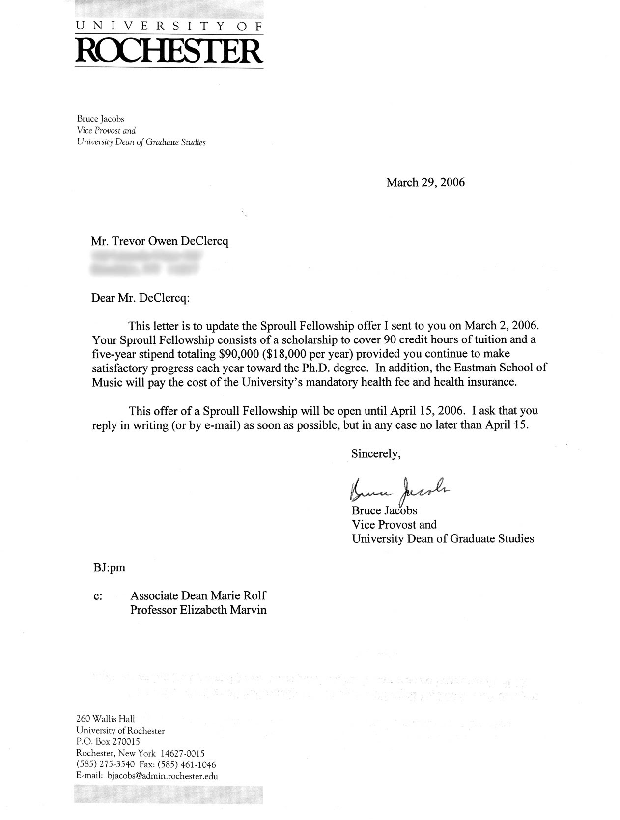 Application Letter For Phd Registration - How to Write a ...