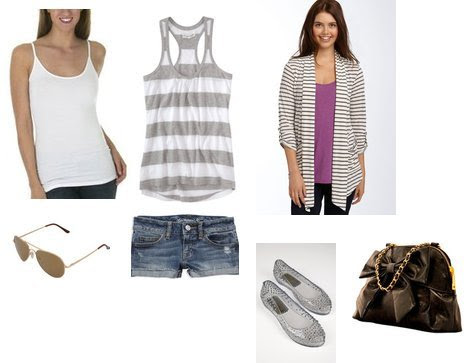Marc B, Forever 21, Hale Bob, HIPS, Mossimo