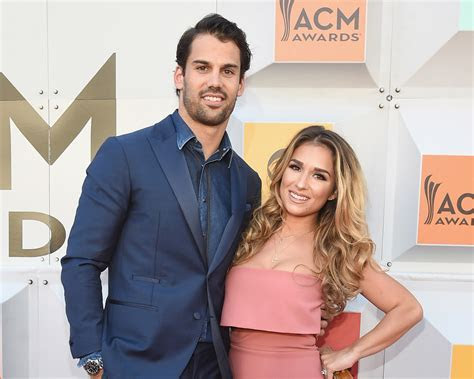 Jessie James, Eric Decker Nearly Forgot Their Wedding