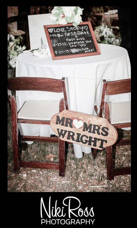 BrideGroomTable