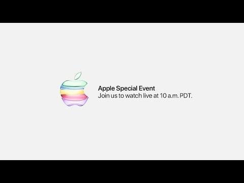 Apple Eylül 10'da Bir Etkinlik Düzenliyor