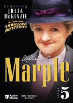 Miss Marple: Series Five, a Mystery TV Series