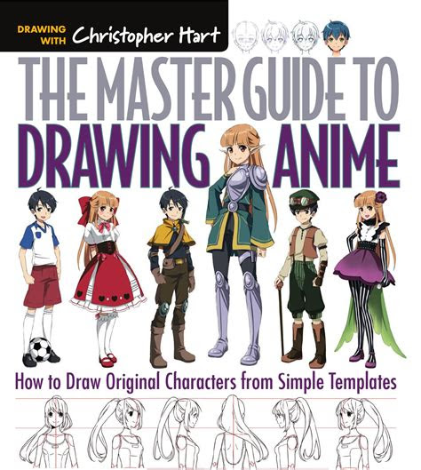 master guide  drawing anime   draw original