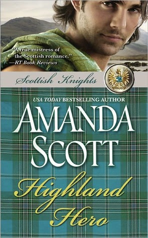 Highland Hero (Scottish Knights Trilogy #2)