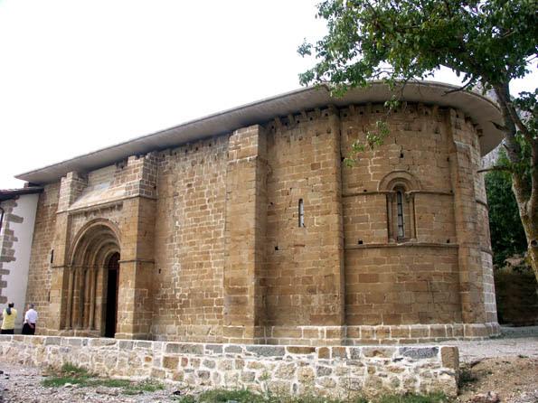 Figura 32. Iglesia de Santa María de Zamarce (siglo XII)