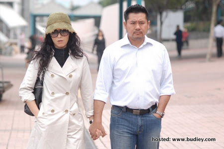 Christine Ng & Evergreen Mak