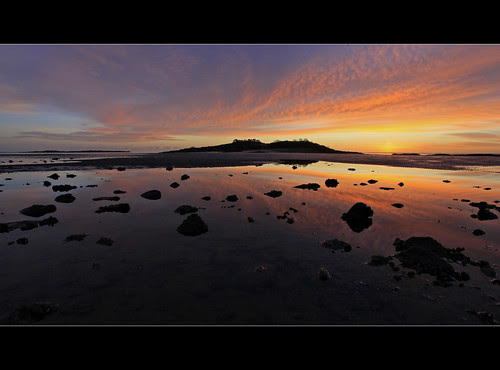 Carrick Shore by Mike Bolam