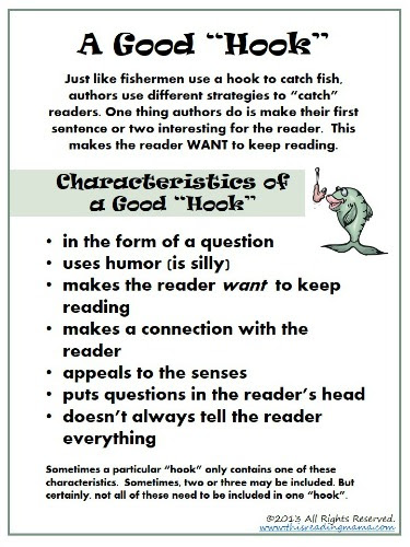 how to write the best hook for an essay