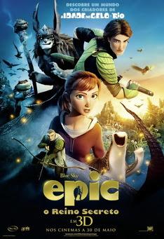 Poster de «Epic - O Reino Secreto »