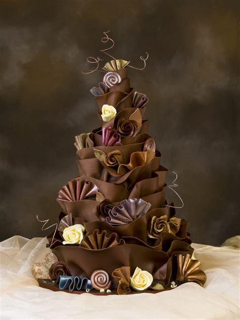 Chocolate Wrap   Paul Bradford Sugarcraft School