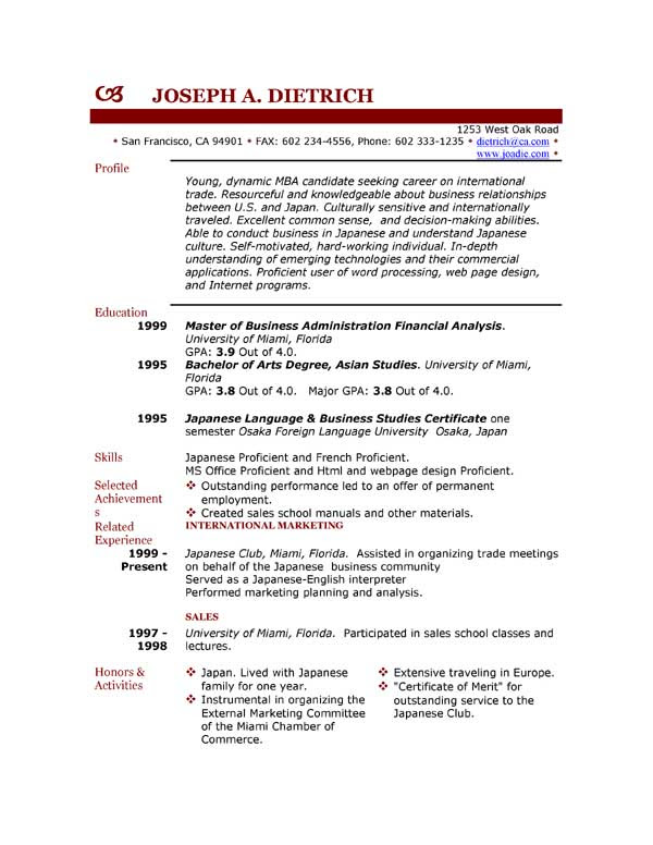 85 FREE Resume Templates  Free Resume Template Downloads Here.  EasyJob