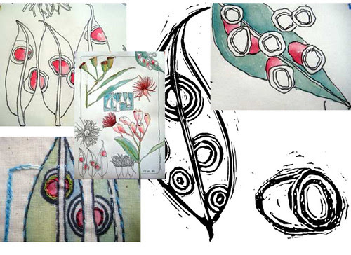 LaFazio_sketchbook designs from life_eucalyptus
