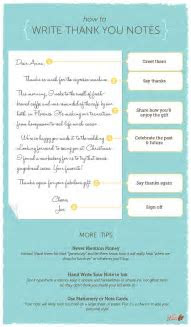 How to Write Thank You Notes   Bridal Shower   Wedding