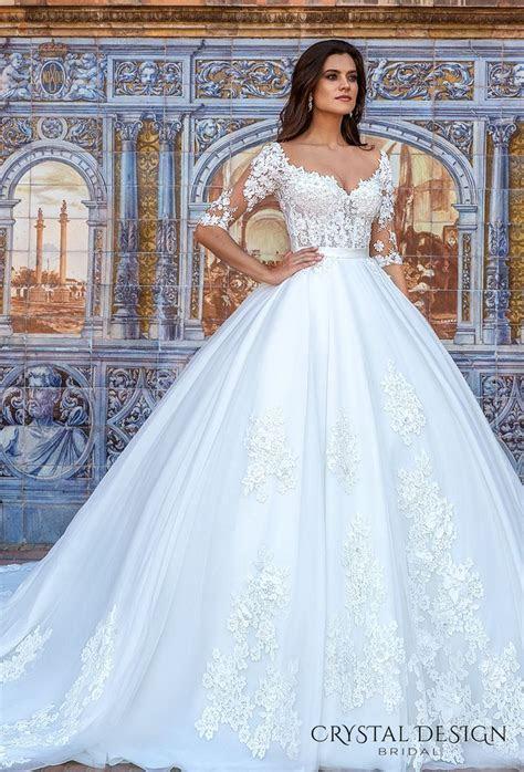 Best 25  Beautiful wedding dress ideas on Pinterest   Most