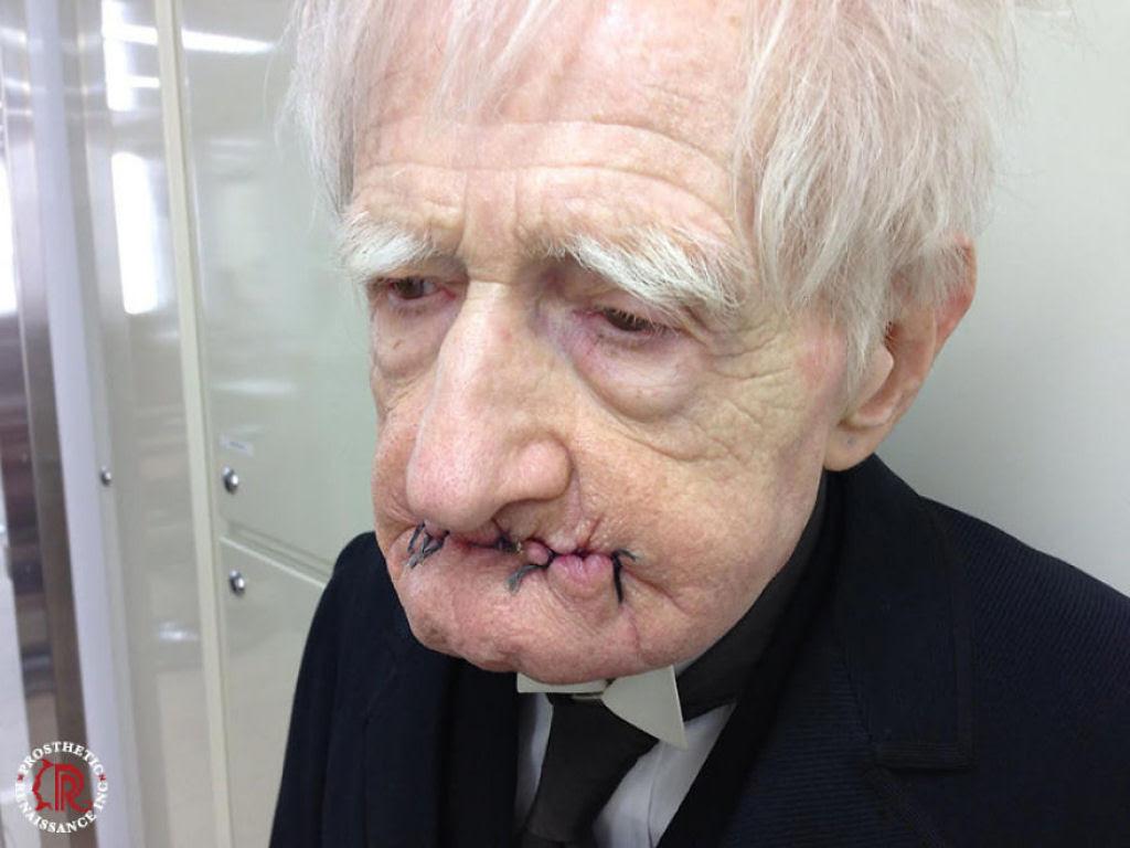 O trabalho desses artistas da maquiagem protética é tão bom que você nem acredita que é realmente maquiagem 14