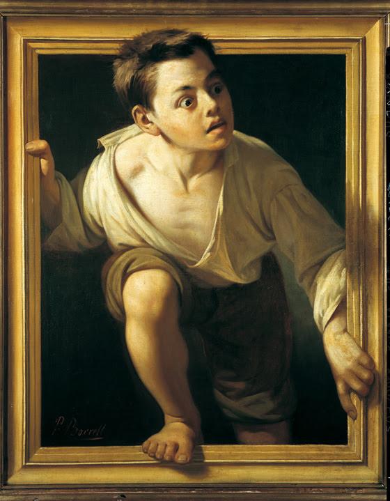 Пер Боррель дель Касо, убегающая критика, тромплей