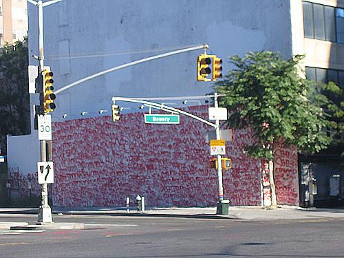 Barry McGee Mural, New York City, 14 September 2010 _7990