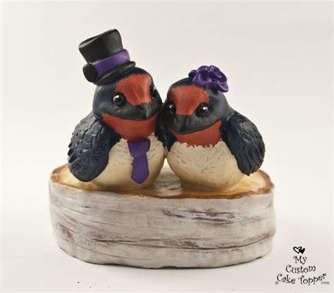 Bird Wedding Cake Toppers   My Custom Cake Topper