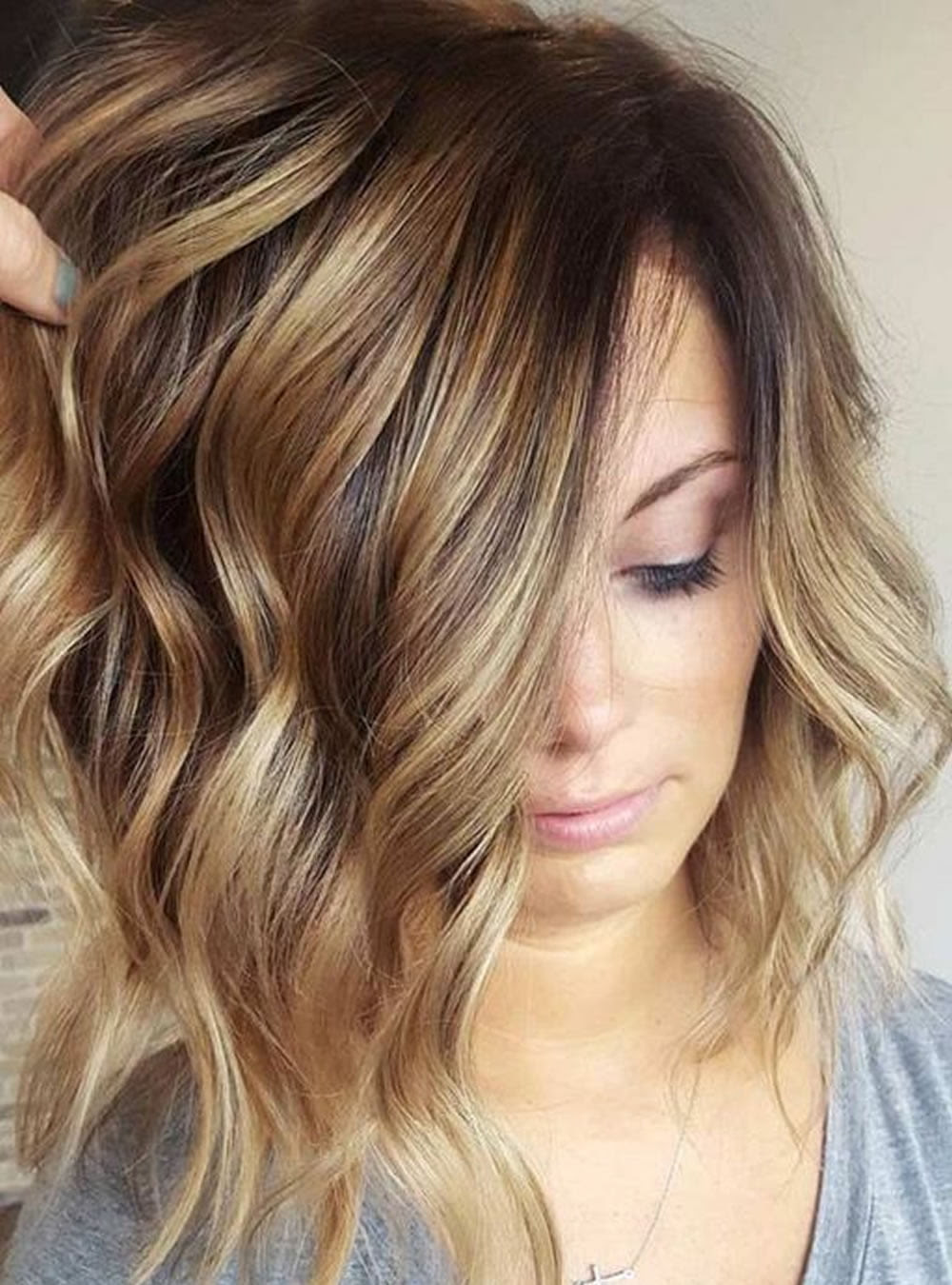 Ombre Short  Hairstyles  2019 Trend Ombre Hair  Colours Short