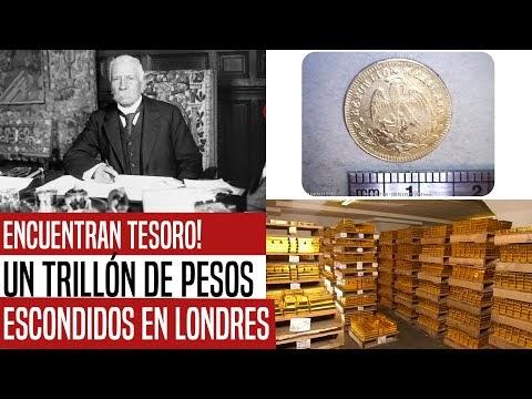 NO VAS A CREERLO! APARECE TESORO ESCONDIDO DE ¡UN TRILLÓN DE PESOS EN CE...