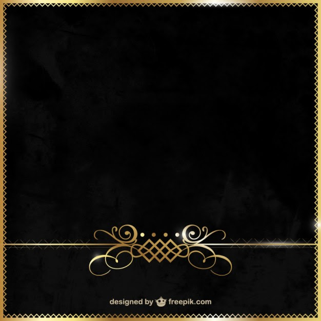 Black And Gold Vector Background Hd George S Blog