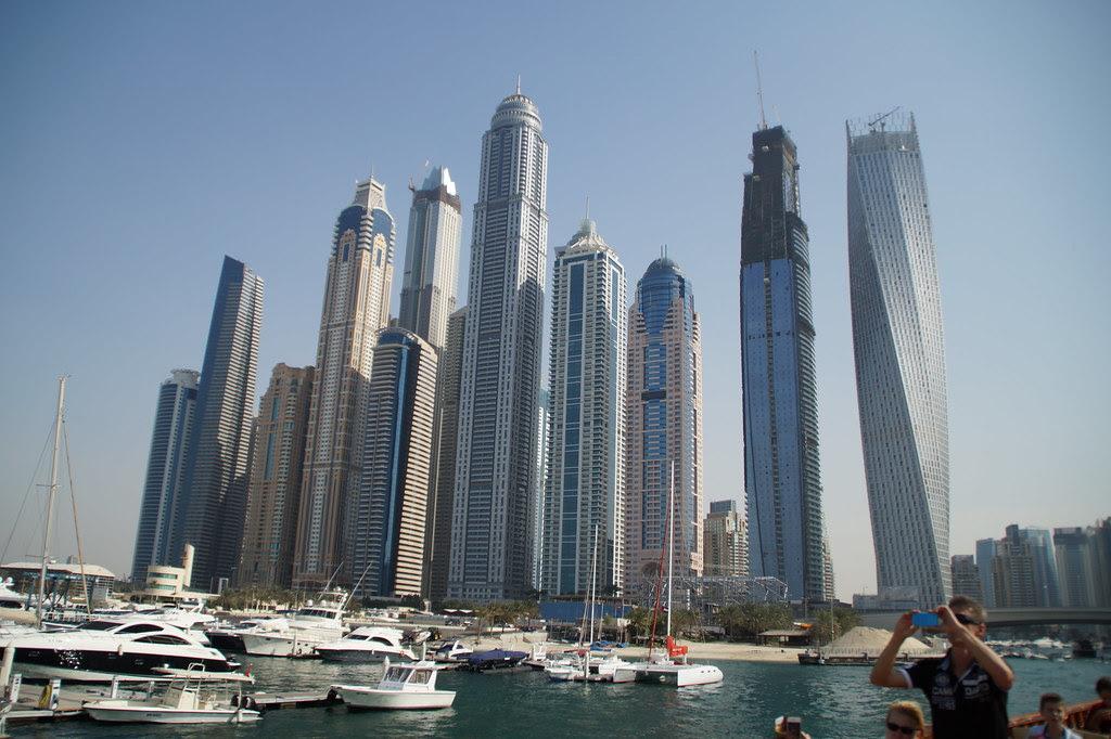66 Dubai Marina Dhow cruise