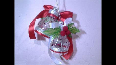 Best Out Of Waste Plastic Bottles Lovely Christmas Bells