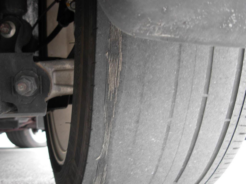 Total Car Care Daventry Tracking Wheel Alignment Tire Wear Suspension Setup