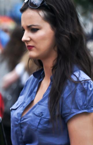 Dublin Gay Pride Parade 2011 - Before It Begins