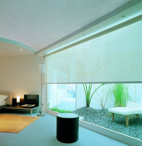 Electric Roller Blinds from House Couturier - the European style ...