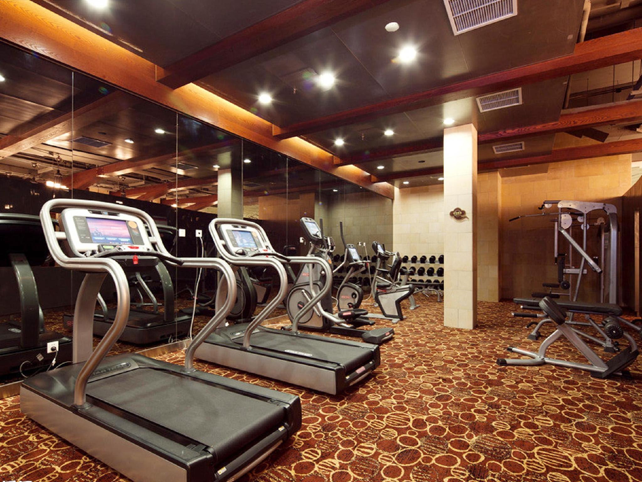 Baihe International Apartment Hotel Financial Plaza Branch Discount