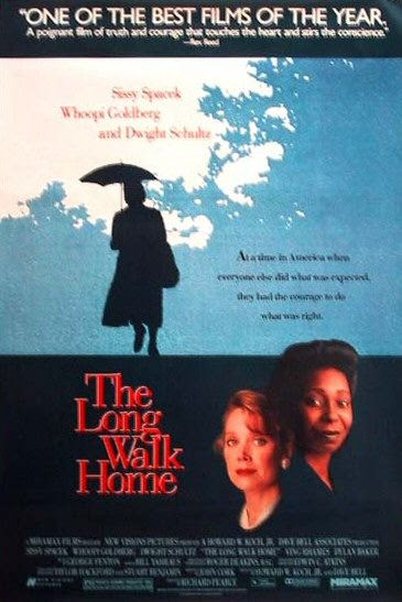The Long Walk Home Movie Poster Imp Awards