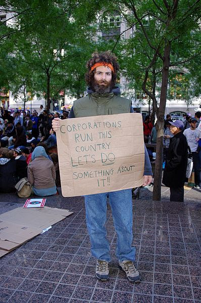 File:Day 2 Occupy Wall Street Sign 2011 Shankbone.JPG
