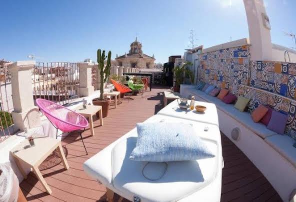 Aire Hotel & Ancient Baths Almería