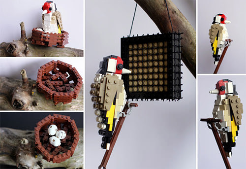 lego british bird series by thomas poulsom