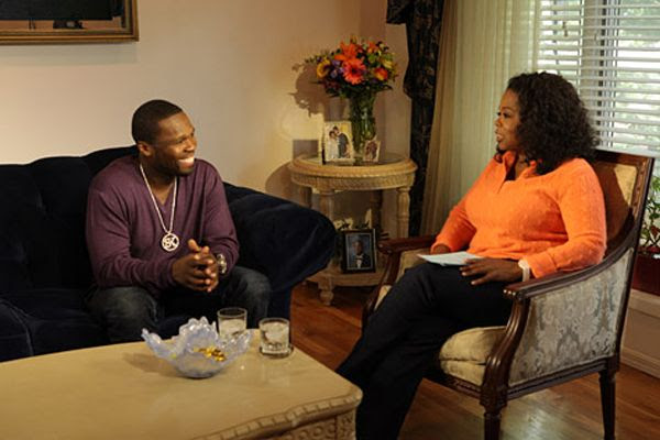 Oprah's Next Chapter (June 2012), 50 Cent