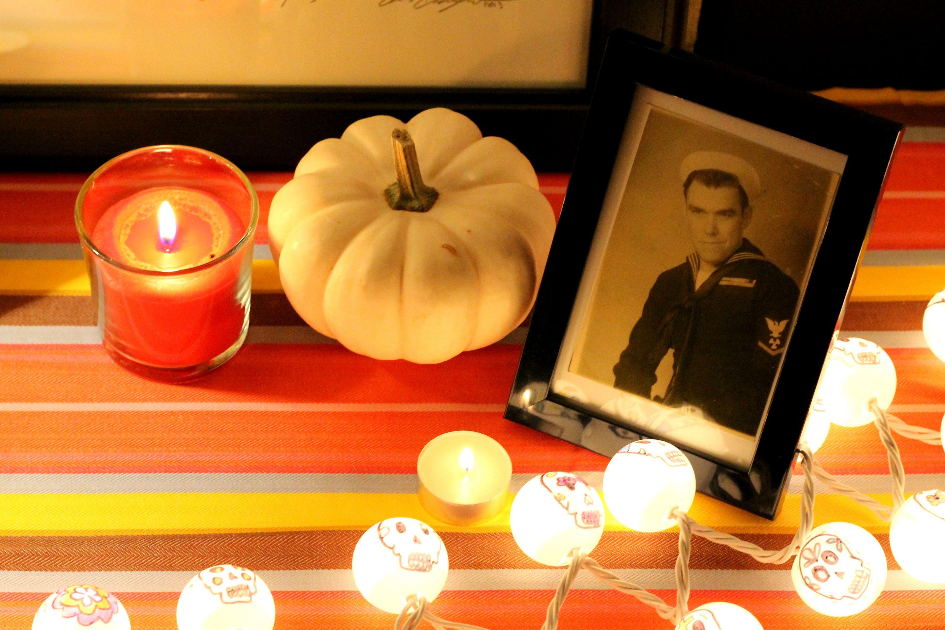 Dearly Beloved: Dia de los Muertos lights