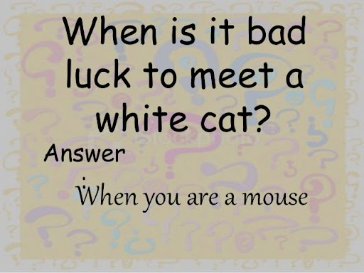 Contoh Riddle Dalam Bahasa Inggris Rasanya