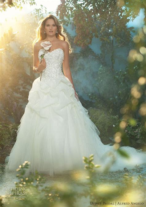 Disney Fairy Tale Weddings by Alfred Angelo 2013   Wedding