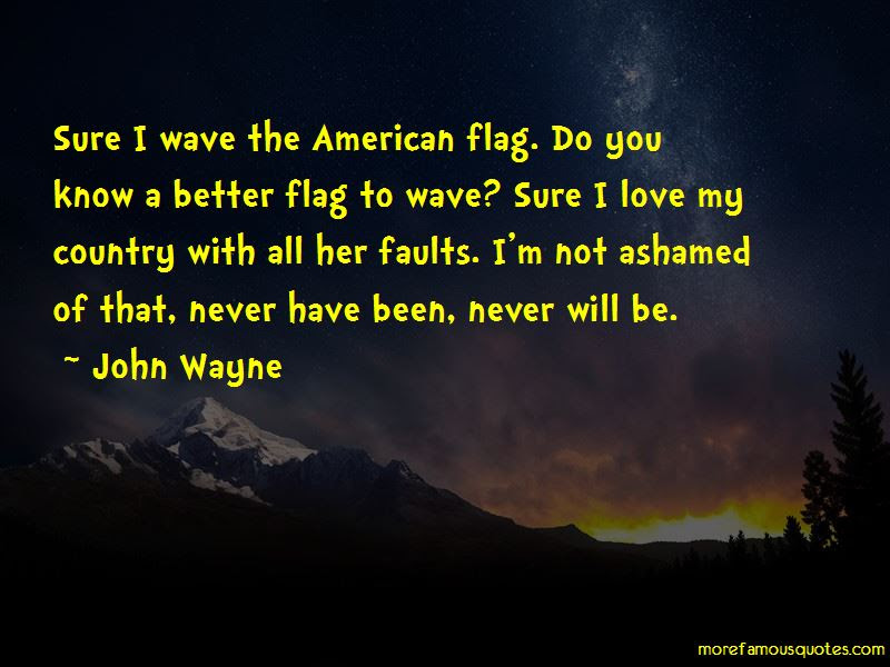 Quotes About Love My Country Top 68 Love My Country Quotes From