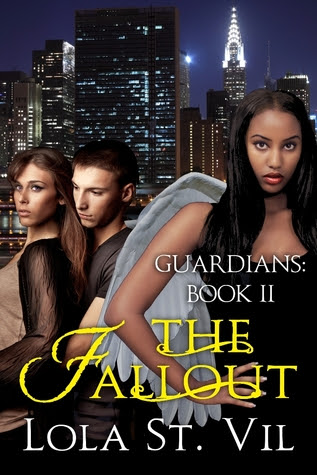 The Fallout (Guardians, #2)