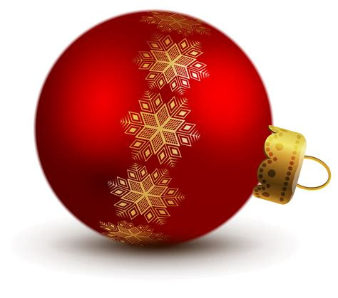 transparent red christmas ball  christmas