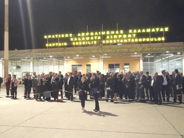 Κανονικά οι πτήσεις στο αεροδρόμιο Καλαμάτας - Ελέγχθηκε το ραδιοβοήθημα