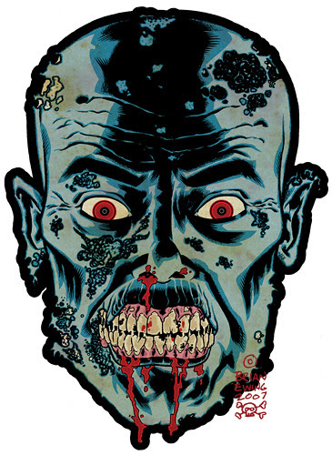FEARnet.zombie.mask.jpg   Go HERE to see a pic of the actual…   Flickr