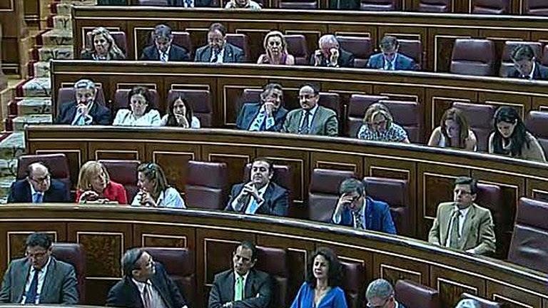 El Congreso aprueba el pacto europeo por mayoría