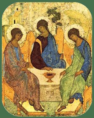 Η θεολογία περί της Αγίας Τριάδος. Η δημιουργία της κτίσεως και των αγγέλων κατά τις παραδόσεις του π. Ιωάννου Ρωμανίδη