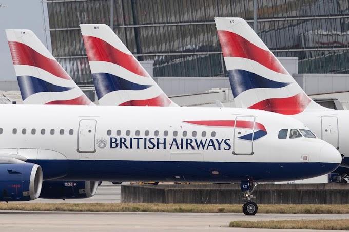 SO BAD:British Airways To Sack 12,000 Employees