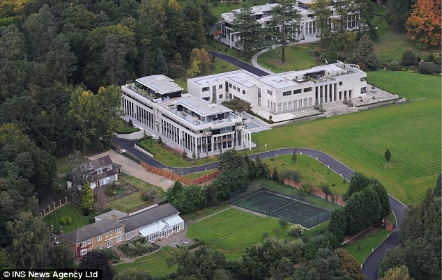 The strain of the past ten months has finally caught up with Sir Cliff Richard, who has put his beloved Art Deco apartment  in Berkshire (pictured) on the market for £3million